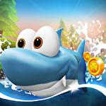 Choppy fish: 3D run Symbol
