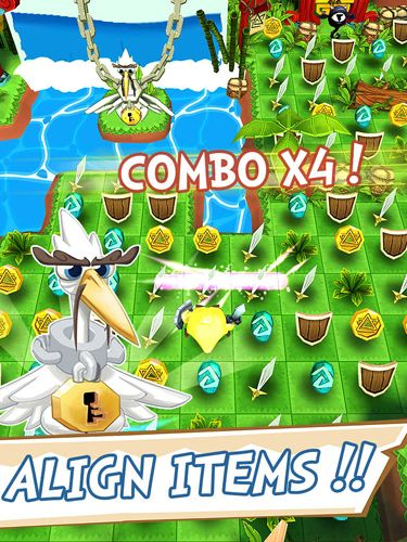 Arcade-Spiele: Lade Chouchou: Puzzle Abenteuer auf dein Handy herunter