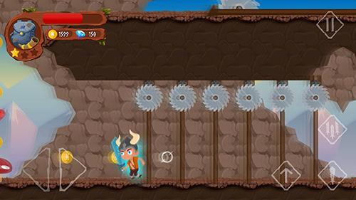 Screenshot Abenteuer von Kidarian auf dem iPhone