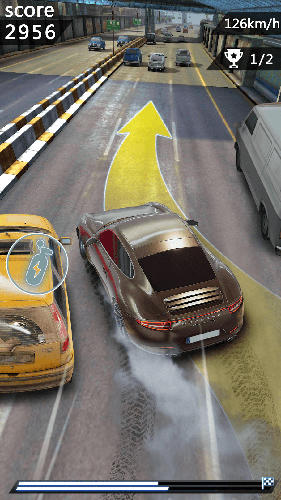 Chasing car speed drifting für Android