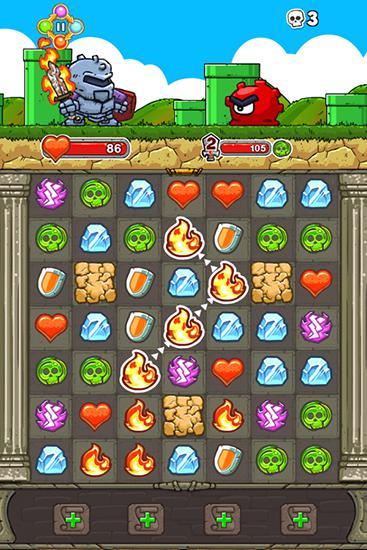 Arcade-Spiele: Lade Gute Rittergeschichte auf dein Handy herunter