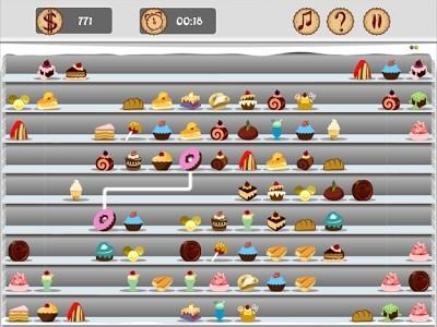 Logikspiele Take a cake für das Smartphone