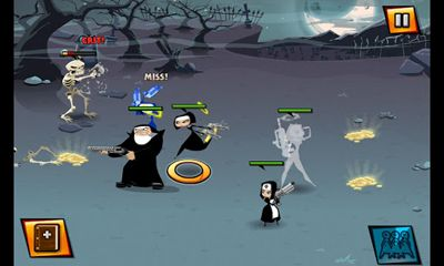 Action Nun Attack for smartphone