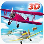 Air race 3D Symbol