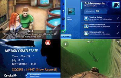 Скриншот Миссия: Морские Глубины на Айфон