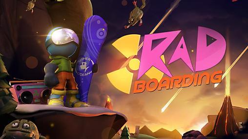 logo RAD: Boarding