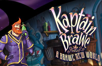 logo El capitán Brawe: El nuevo mundo de Brawe