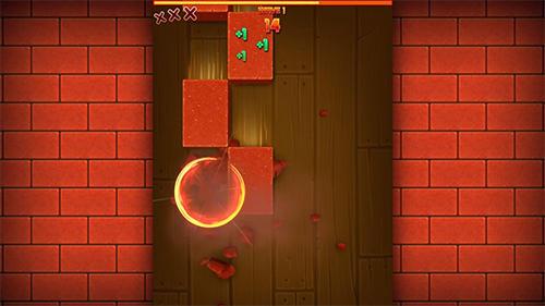 Brick ninja screenshot 2