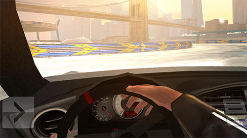 Rennspiele Drift max world: Drift racing game für das Smartphone