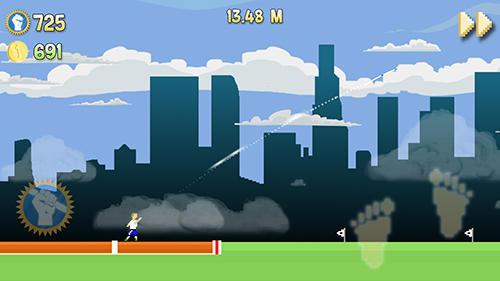 Arcade-Spiele Javelin masters 3 für das Smartphone