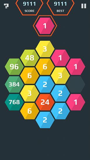 Hexamania: Puzzle für Android