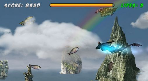 Train your dragon для Android