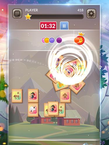 Forbidden castle: Mahjong tale für Android