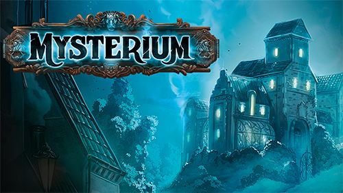 logo Mysterium: The board game