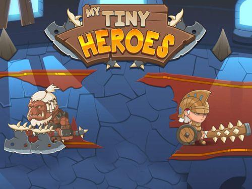 logo My tiny heroes