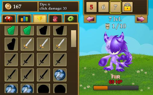Clicker Fantasy clicker auf Deutsch