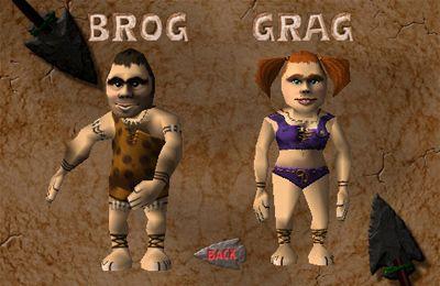 Мультиплеер игры: скачать Cro-Mag Rally на телефон