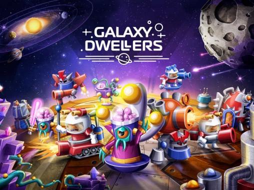 logo Galaktische Bewohner