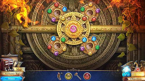 Abenteuer-Spiele Lost grimoires 3: The forgotten well für das Smartphone