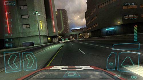 Screenshot Reaction Drive auf dem iPhone