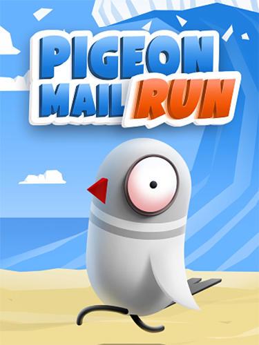 Pigeon mail run: Maze puzzle Screenshot