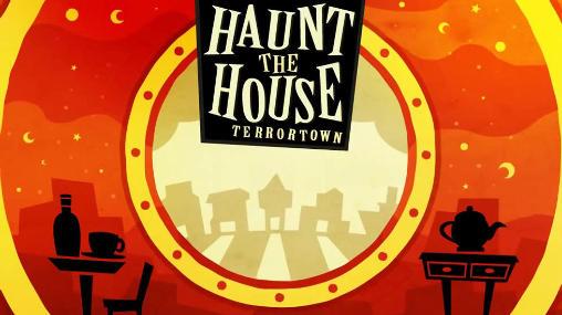 Haunt the house: Terrortown captura de pantalla 1
