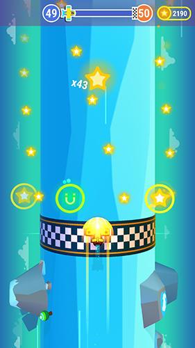 Arcade Fly sky high for smartphone
