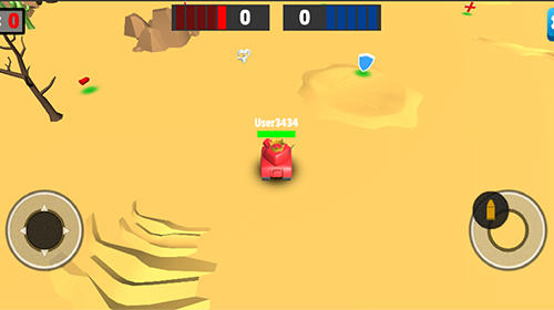 Arcade Tanks arena für das Smartphone