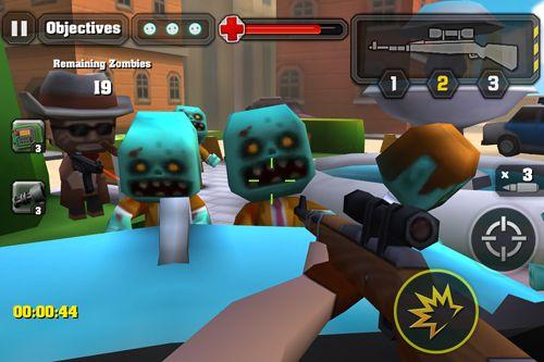 Actionspiele: Lade Action of Mayday: Zombie Welt auf dein Handy herunter