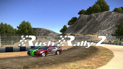 logo Rush Rally 2