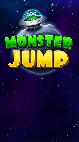 Monster jump: Galaxy Symbol