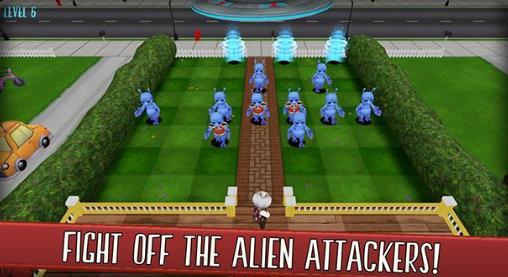 Arcade Get off my lawn! für das Smartphone