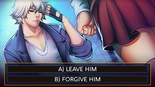 Is it love? Mystery spell: Drogo. Vampire Screenshot
