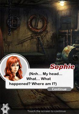 Captura de pantalla Causa de muerte: ¿Puedes capturar al asesino? en iPhone