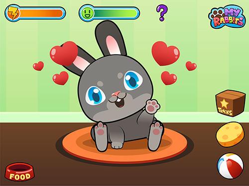 My virtual rabbit für Android