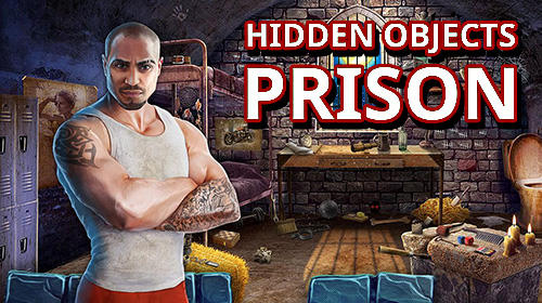 Hidden object games: Escape from prison скриншот 1