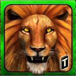 Ultimate lion adventure 3D icône