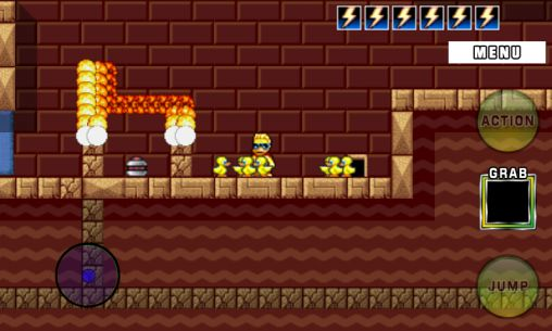 Logikspiele Super Duck: The game für das Smartphone