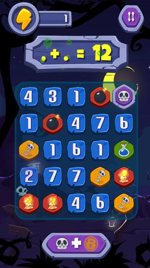 Haunted numbers für Android