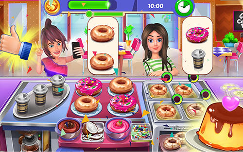 Restaurant master: Kitchen chef cooking game para Android