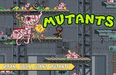 логотип Мутанты