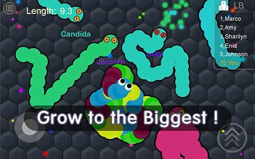 Crawl snake screenshot 2