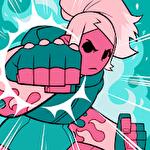 Roller riot icono
