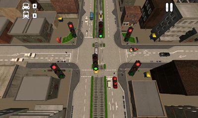 Carreras en autopista TrafficVille 3D en español