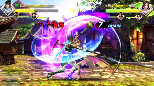 Dynasty warriors mobile screenshot 3