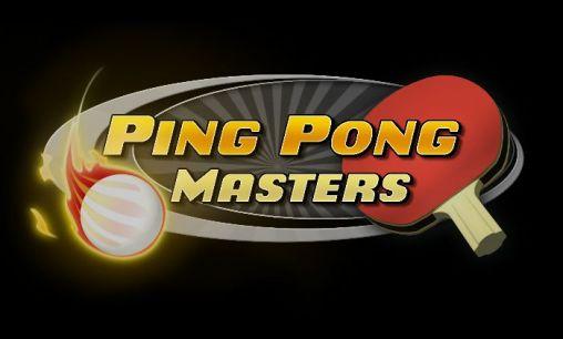 Ping pong masters screenshot 1