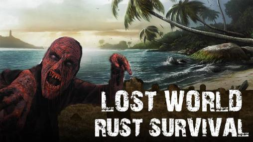 Lost world: Rust survival Screenshot