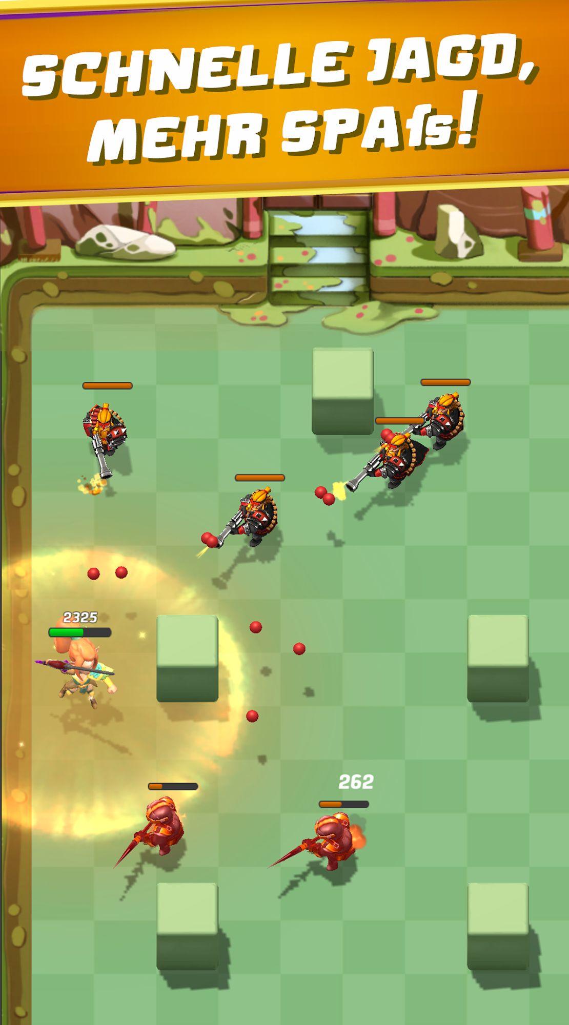 Arcade Hunter: Sword, Gun, and Magic für Android