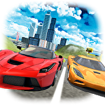 Car driving: Racing simulator icône