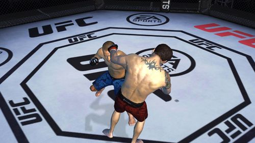 EA sports: UFC for iPhone